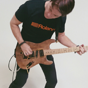 Mike Himmel with the Himmelator™ Guitar