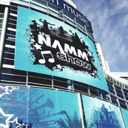 NAMM Winter 2016 - Anaheim Convention Center, Anaheim, CA