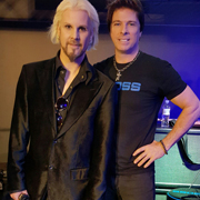 Guitarist John 5 and Mike Himmel